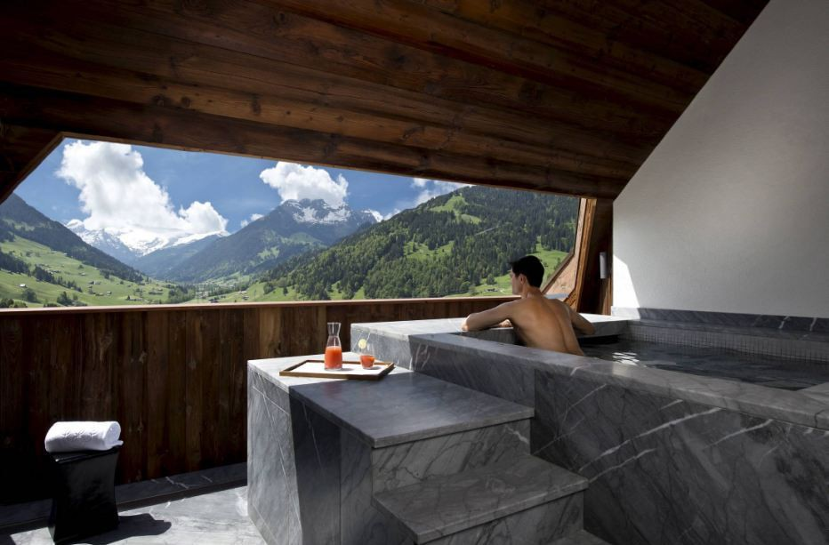 galerie int rieur sauna hammam jacuzzi marbrerie. Black Bedroom Furniture Sets. Home Design Ideas